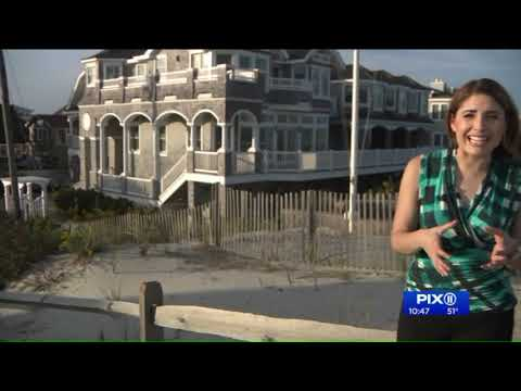 Beach Haven, NJ Residents Struggle With Flooding