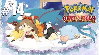 Внезапная встреча! Чудесный конкурс! - Pokemon Omega Ruby - #14
