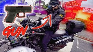 ANGRY & COOL COPS VS BIKERS 2019 | POLICE CHASE MOTORCYCLE!