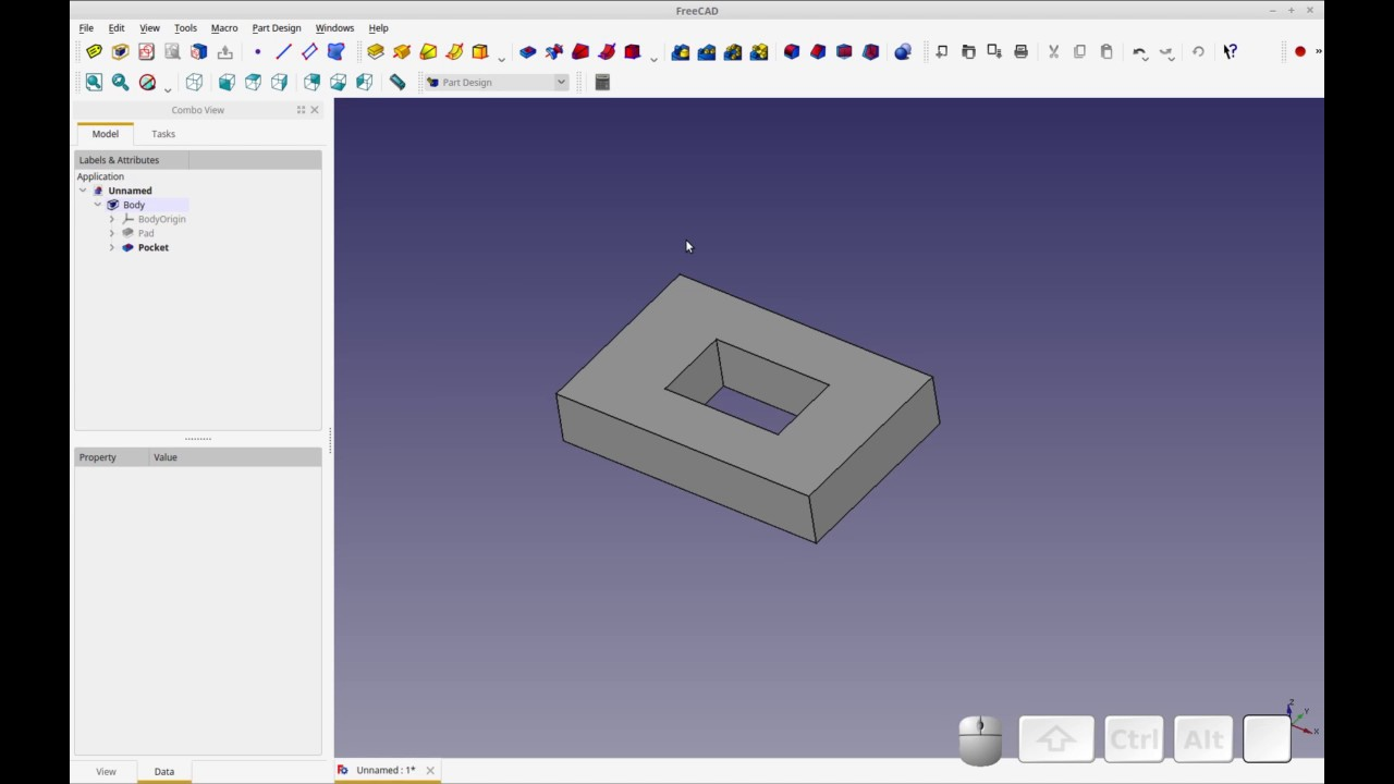 FreeCAD - 3 Ways to Extrude