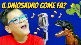 IL COCCODRILLO COME FA ? (Cover - Parodia) - Leonardo D