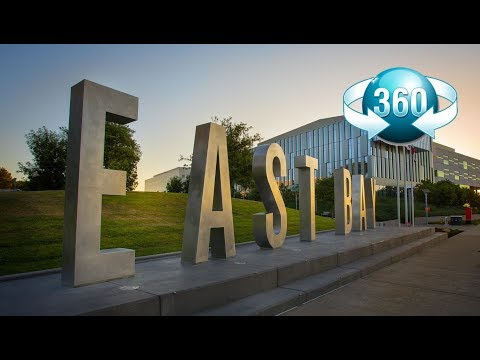 in 360° View - CSU East Bay University - Hayward -