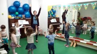 Приветствие на уроке музыки