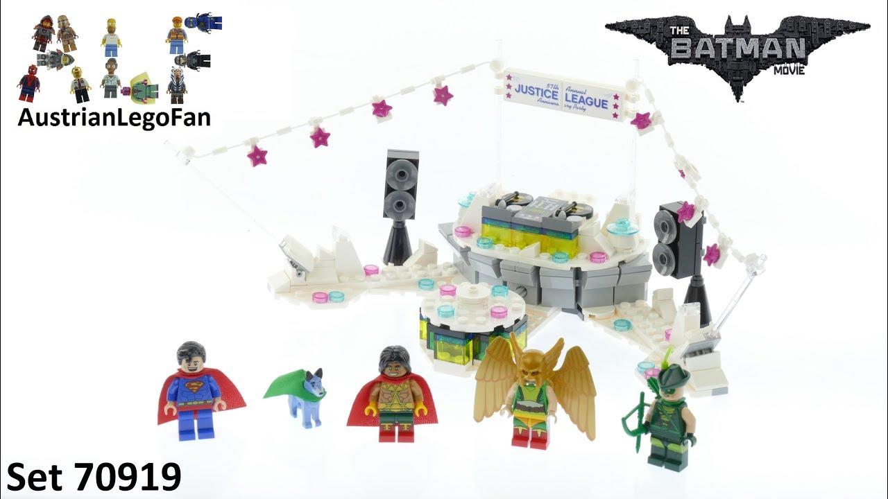 New LEGO Superman Minifigure The LEGO Batman Movie 70919