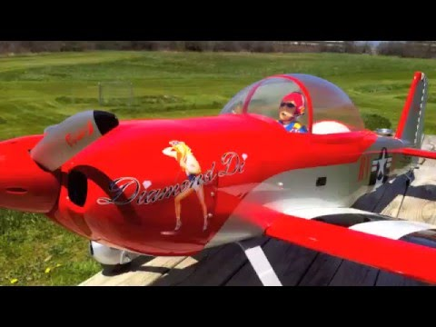 Seagull RV-8 - Page 5 - RC Groups