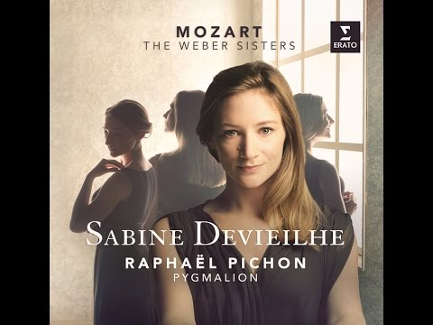 Sabine Devieilhe records Mozart & the Weber Sisters