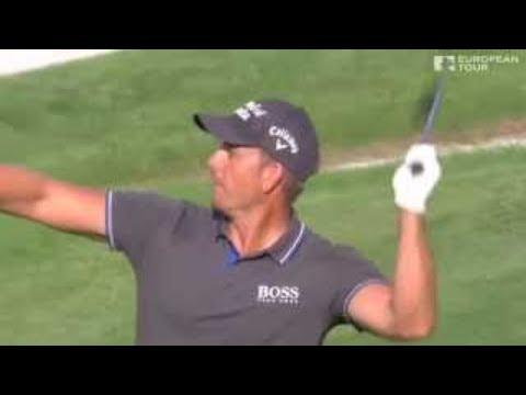 Unlucky Golf Shots of 2015 - European Tour