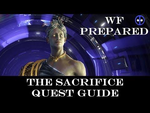 The Road to The Sacrifice - Warframe Prepared