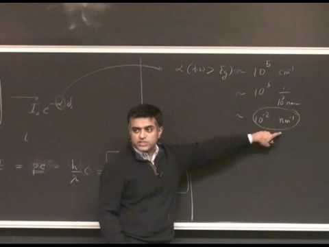 Lecture 2: Compound Semiconductor Materials Science (Semiconductor Electronic States)