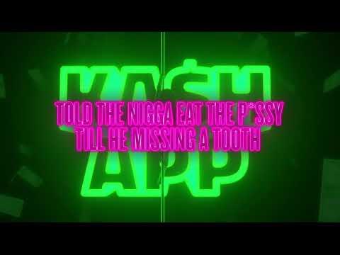 BRS Kash - Kash App ft. @Mulatto [Official Lyric Video]