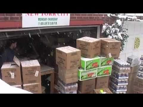 Icna Relief Food Pantry