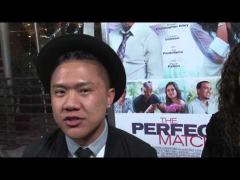 The Perfect Match: Timothy DeLaGhetto Exclusive Red Carpet Interview