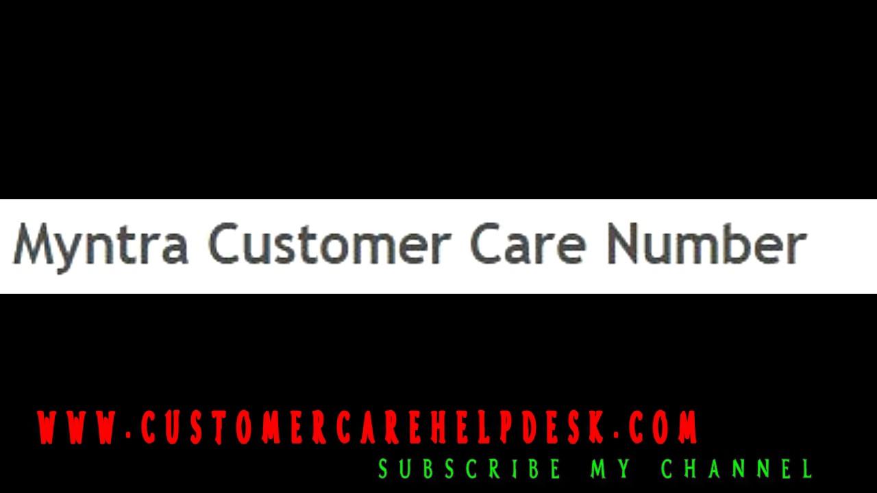 f0b6cbec3d90 Myntra customer care number - YouTube