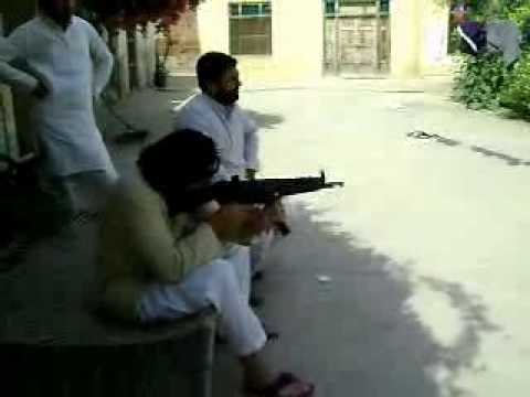 shooting mp5 mianwali