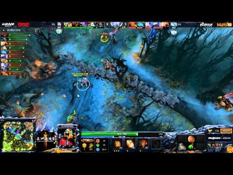 VG vs EG - DAC 2015 - Grand Finals - G3