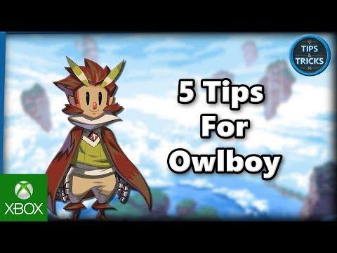 5 نصائح رائعة للعبة المنصات والمغامرات Owlboy
