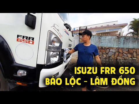 Khám Phá ISUZU FRR 650 Bảo Lộc - Lâm Đồng - Hội Tik Tok Xe Tải Việt Nam