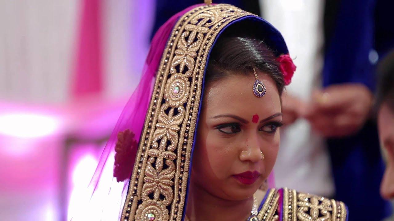 Hans & Visha Day 1 Part 1- Engagement Ceremony -Marathi Wedding- Mauritius  Best Wedding Video