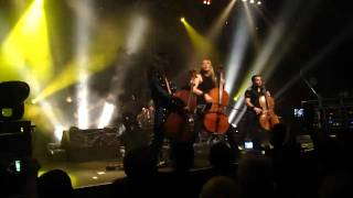 Apocalyptica Live at o2 in Glasgow/ Master of Puppets