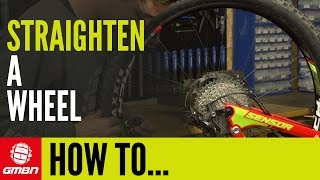 How To Straighten A Whęel | MTB Maintenance