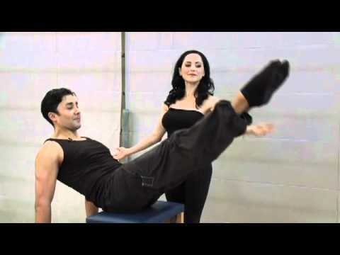 Pure Pilates For Men Part 2