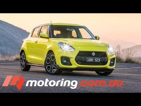 Suzuki Swift Turbo At Australia's Best Driver's Car | 12th Place | Motoring.com.au