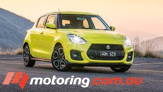 Suzuki Swift Turbo at Australia's Best Driver's Car | 12th Place | motoring.com.au Video