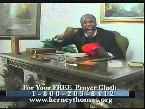 Pastor Kerney's Brainwashing Prayer Cloth