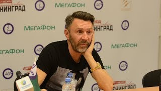 Сергей Шнуров: «Навалять кому-нибудь? Мне 44 года, я старый бабуин, мне это смешно!»