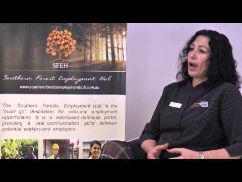 Southern Forests Employment Hub - Promotional Video