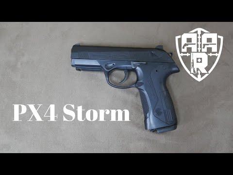 Umarex Beretta PX4 Storm Review