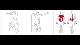 Sideliggende rotasjon av overkroppen 2