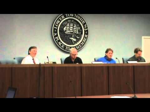 Lower Township Council Meeting 6 17 2013