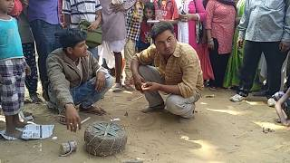 Bangal ka bhyanak kala jadu, rongte khde kr dene wala kala jadu, black magic show in street काला जाद