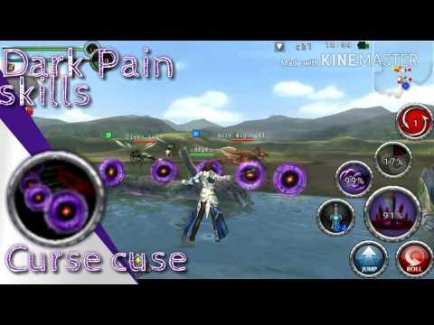 RPG Avabel Online - Dark Pain Skill