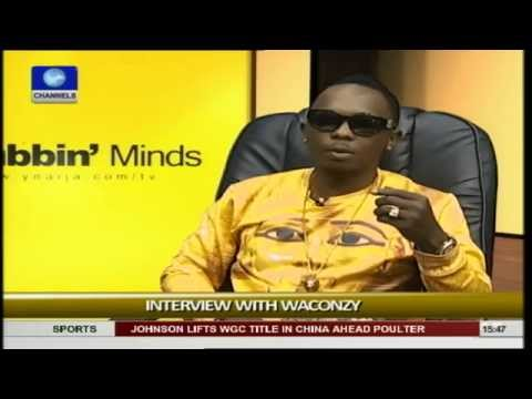 My Music Makes Sense, Unlike These Young Artistes - Waconzy