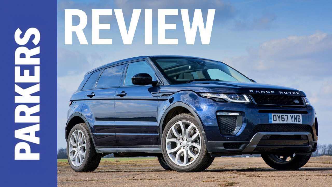 Range Rover Evoque Review Is It The Best Baby Suv