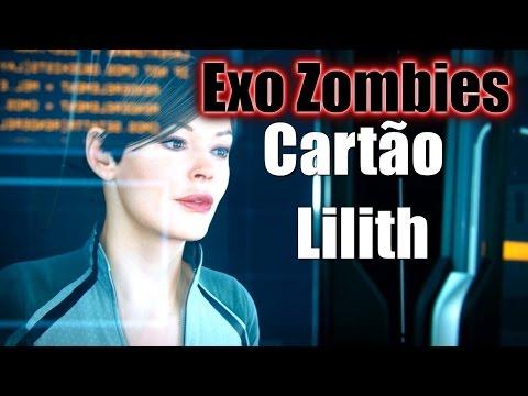 Exo Zombies Outbreak   Como Pegar o Cartão da Lilith   60fps Dlc Havoc Pt Br