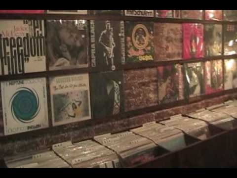 Record Store Walking Tour #3 ~ Good Records, East Village NYC