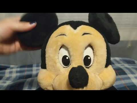 My WOW Talking Mickey Mouse Unboxing Part 1