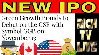 Green Growth Brands Debuts on the Canadian Securities Exchange Under the Symbol (CSE: GGB)