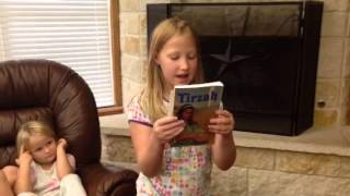 Tirzah book report