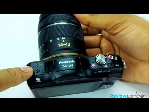 Panasonic Lumix GF3 Review - Panasonic GF3 Review