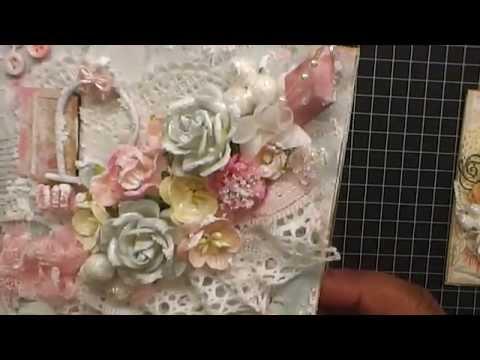 Designer Project - Cards & Embellishments - Tmika