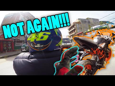 Riding as a Pillion AGAIN!!! | Going to the ktm service center AGAIN!!! |  Motovlog | Nepal