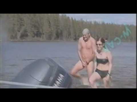 naiset uimassa alasti Oulainen