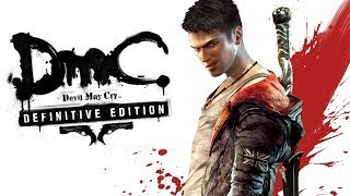 DmC: Devil May Cry Definitive Edition All Cutscenes (Game Movie) 1080p 60FPS