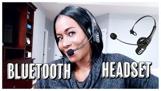 CONAMBO BLUETOOTH HEADSET UNBOXING & REVIEW | 1ST IMPRESSIONS & TESTING SOUND  VOICE | ISOWA GALLERY