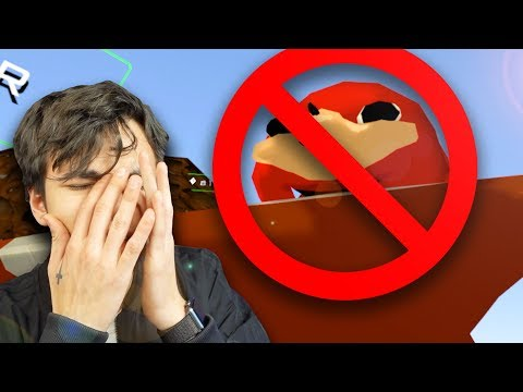 VRChat - Uganda Knuckles is NOT the Way!
