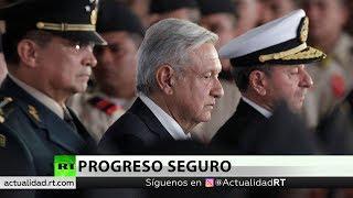 El Senado de México avala el borrador de López Obrador sobre la Guardia Nacional